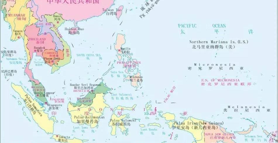 燕窝产地 - 印度尼西亚
